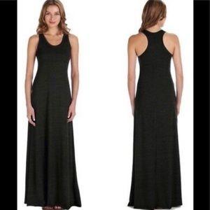 Organic cotton Racerback  maxi dress